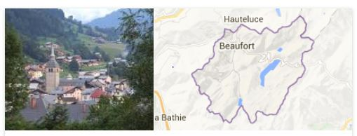 Beaufort en Savoie