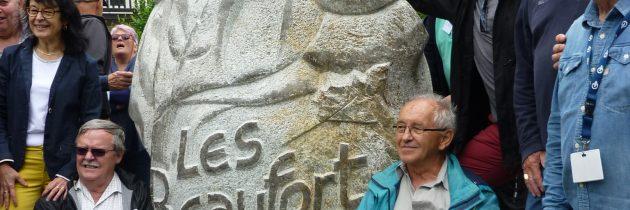23e rassemblement des Beaufort 2017 en Savoie